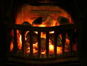 ogrzewanie węglem