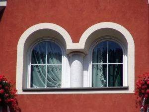 okna drewniane Drew Dom