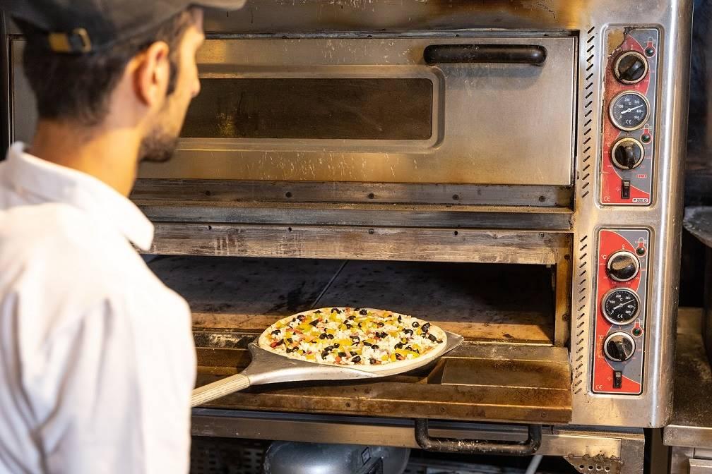 Piece do pizzy gazowe i elektryczne